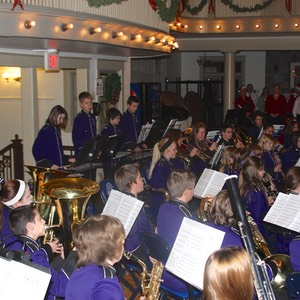 CCB Holiday Concert 2012