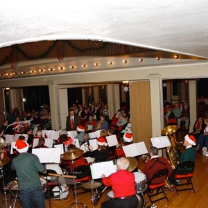 Miller Park 09 Holiday Concert